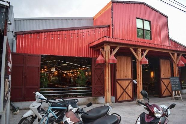 La Viet Da Lat Barn House